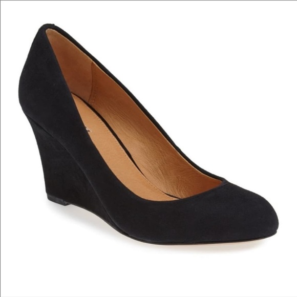 Coach Rileigh wedge pumps